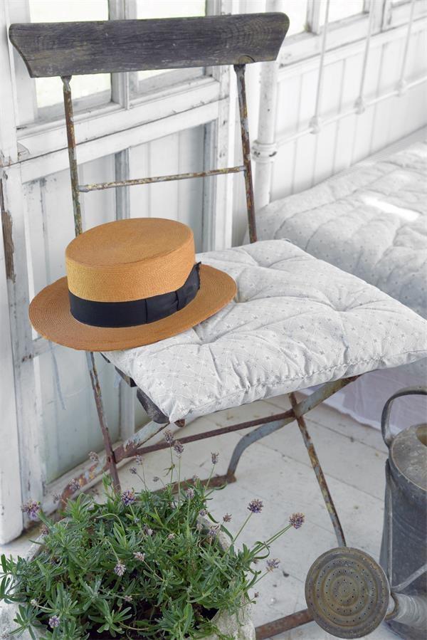 stuhlkissen sitzkissen von jeanne d arc living kissen harlequin 45x45 cm neu ebay. Black Bedroom Furniture Sets. Home Design Ideas