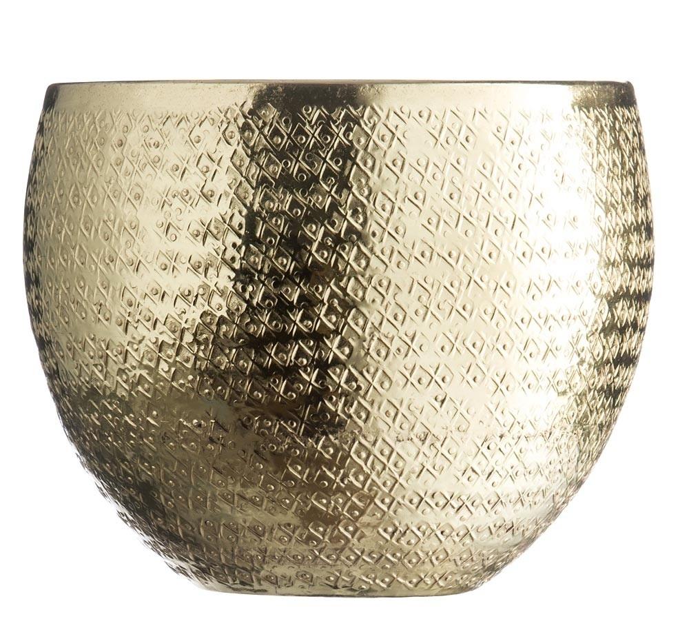 Esszimmer Orientalisch MADAM STOLTZ METALL U00dcBERTOPF GOLD RUND Orientalische Wohnzimmerlampen